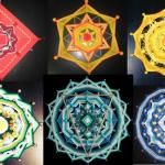 Плетение чакровых Мандал