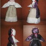 Обережная кукла-перевертыш
