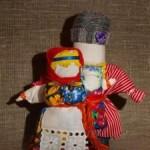 Гармоничная Семья, кукла-оберег