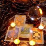 Магия стихий - магия малых арканов Таро