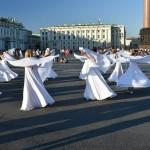 Спинфлай — сакральный танец кружения