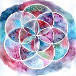 Цветок жизни, арт-тета-практика